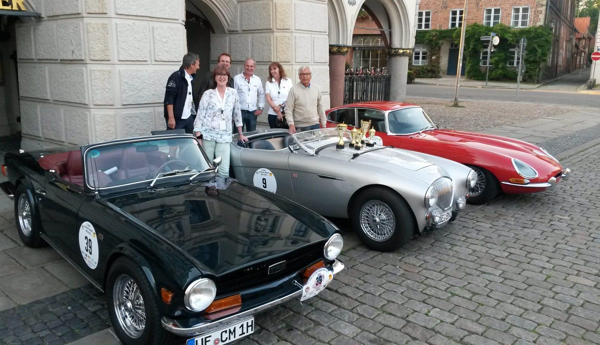 Hansa Veteran Rallye Lüneburg 2017
